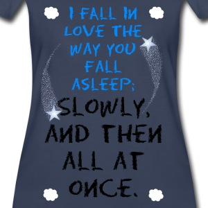 The Fault In Our Stars Women's T-Shirts - Women's Premium T-Shirt