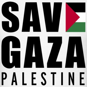 Save Gaza T-Shirts - Men's T-Shirt