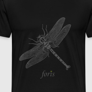 Bush dragonfly T-Shirts - Men's Premium T-Shirt