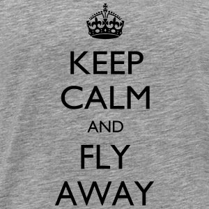 Fly Away - Men's Premium T-Shirt