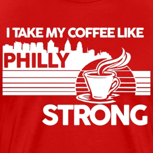 Philly Coffee T-Shirts - Men's Premium T-Shirt