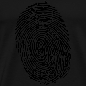 Thumbprint - Men's Premium T-Shirt