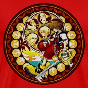 Kingdom Hearts Roxas - Men's Premium T-Shirt