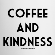 Design ~ Coffee & Kindness Mug