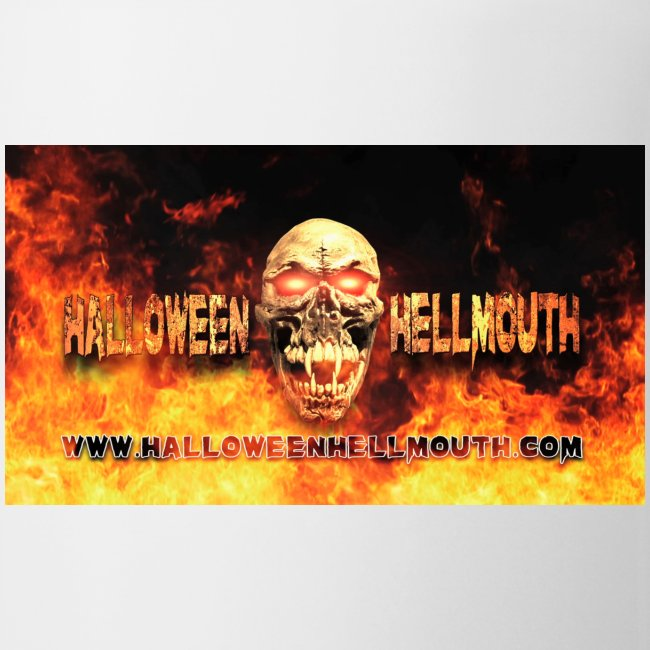 Hellmouth Full Logo Mug