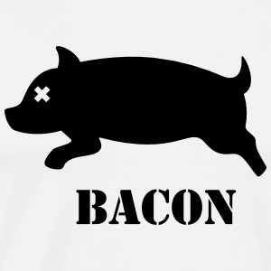 Bacon T-Shirts - Men's Premium T-Shirt