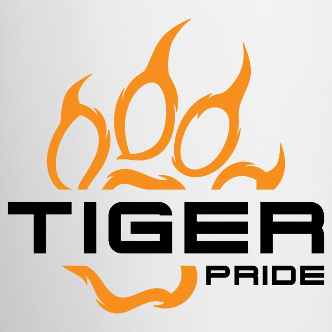 Tiger Pride Mug