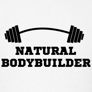 bodybuilder, bodybuilding, fitness, workout, beast T-Shirts - Men's T-Shirt