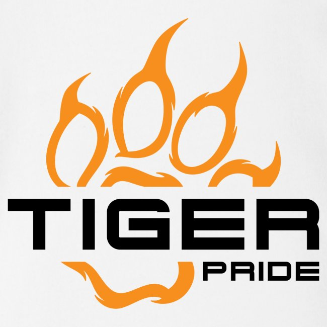 IV Tiger Pride Toddler One Piece