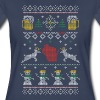 CHRISTMAS IN WISCONSIN - Women's Premium T-Shirt