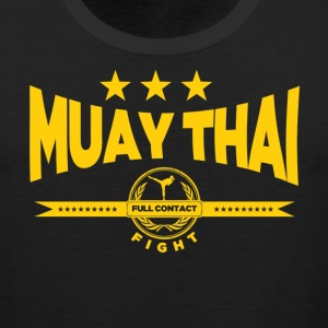 Muay Thai - Men's Premium Tank