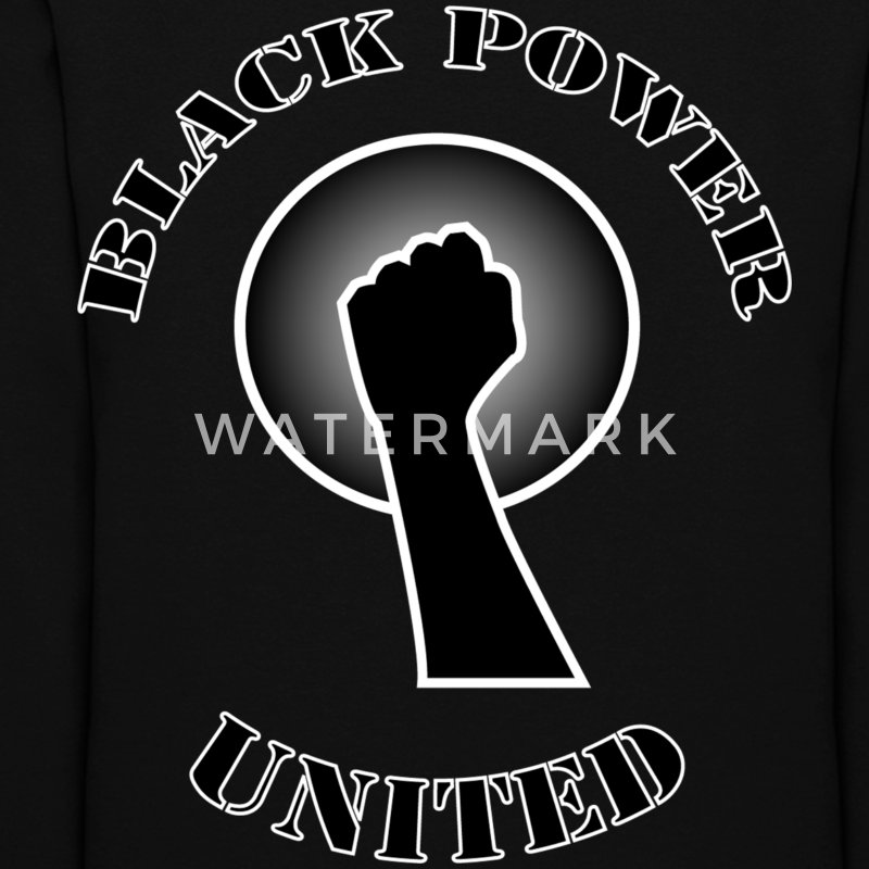 BLACK POWER UNITED - Women's Hoodie
