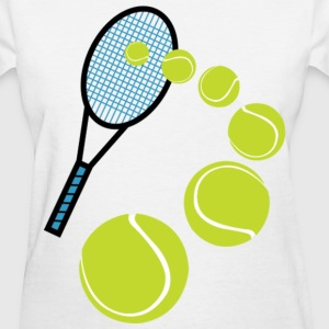 TENNIS SLICE SERVE - Women's T-Shirt