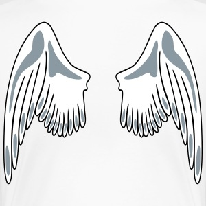 Angel wings - Angelwings Women's T-Shirts - Women's Premium T-Shirt