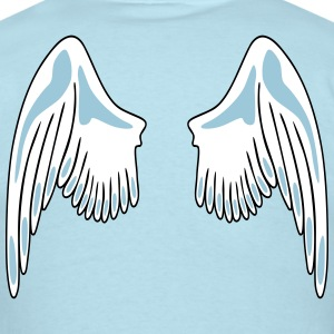 Angel wings - Angelwings T-Shirts - Men's T-Shirt