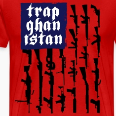 trapghanistan T-Shirts