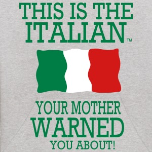 THIS IS THE ITALIAN YOUR MOTHER WARNED YOU ABOUT! - Kids' Hoodie