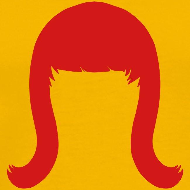 Miss Coco Peru Wig Logo Tee