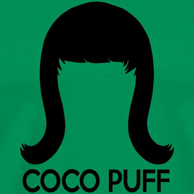 Coco Puff - Men's Premium T-Shirt