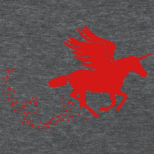 Flying Pegasus Unicorn Women's T-Shirts - Women's T-Shirt