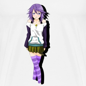 Mizore Shirayuki - Men's Premium T-Shirt