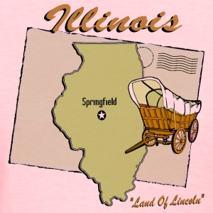 Illinois Women's T-Shirts - Women's T-Shirt