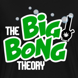 Bong theory - Men's Premium T-Shirt
