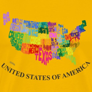 United States T-Shirts - Men's Premium T-Shirt