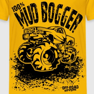 100% Mud Bogger Baby & Toddler Shirts - Toddler Premium T-Shirt