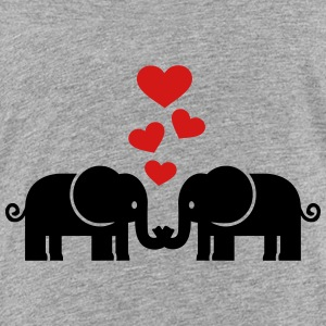 Elephants Kids' Shirts - Kids' Premium T-Shirt