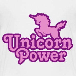 Unicorn Power - Kids' Premium T-Shirt