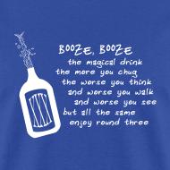 Design ~ Booze (Men's Shirt)