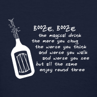 Design ~ Booze (Women's Shirt)