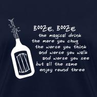 Design ~ Booze (Women's Shirt)