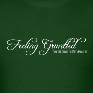 Design ~ Gruntled (Men's Shirt)