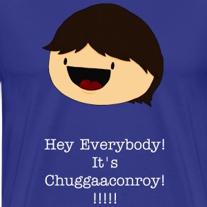 Hey Everyone, It's Chuggaaconroy!!!!!!! - Men's Premium T-Shirt