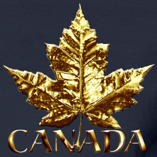 Men's Canada Souvenir Shirt Gold Medal Canada Sport Souvenir Shirt