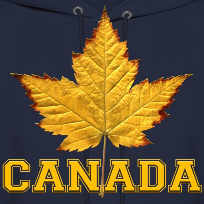 Canada Hoodie Men's Canada Hoodie Sweatshirt