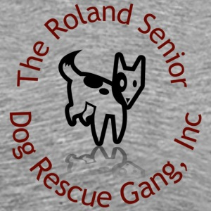 Senior Dogs Rule - Men's Premium T-Shirt