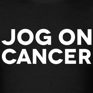 Jog On T-Shirts - Men's T-Shirt