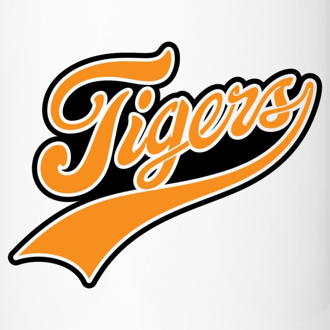 Tigers Travel Mug