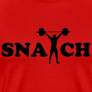 Snatch - Men's Premium T-Shirt