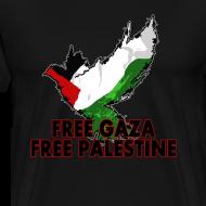 Design ~ free_gaza_palestine_h