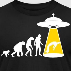 ABDUCTION T-Shirts - Men's T-Shirt by American Apparel