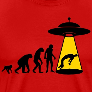 ABDUCTION T-Shirts - Men's Premium T-Shirt