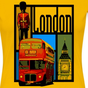 London Women's T-Shirts - Women's Premium T-Shirt
