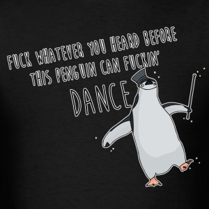 Penguin Dance Male - Men's T-Shirt