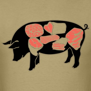 Pork - Men's T-Shirt