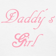 Daddys Girl Women's T-Shirts