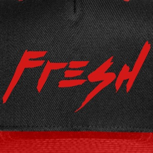 FreshPlotPrint NOSHIT Caps - Snap-back Baseball Cap